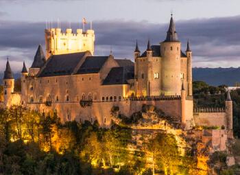 Viajes Castilla León 2019-2019: Puente del Pilar 2019 - Ávila, Segovia