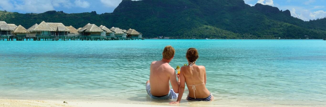 Viajes de Novios por Bora Bora
