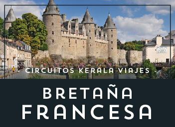 Viajes Francia 2019-2020: Tour Bretaña Francesa