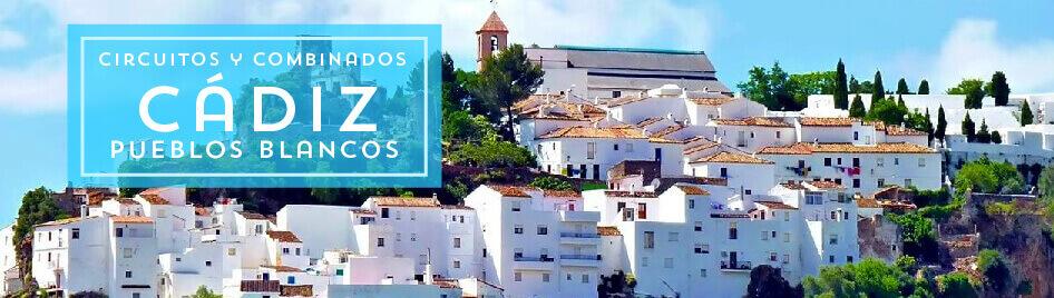 Circuito Pueblos Blancos Y Rincones De Cadiz