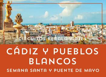 Viajes Andalucía 2017: Circuito por Cádiz y los Pueblos Blancos Desde Valencia