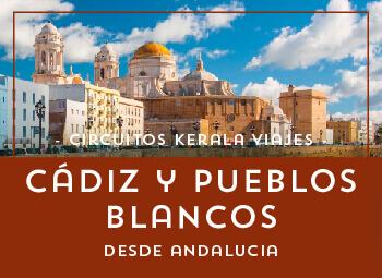Viajes Andalucía 2017: Viaja a Cádiz y los Pueblos Blancos Desde Andalucía