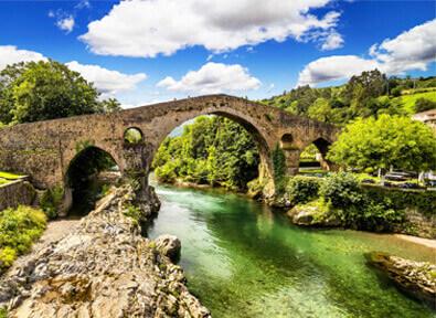 Viajes Asturias 2018-2019: Puente del Pilar 2018 - Circuito Asturias Mariña Lucense