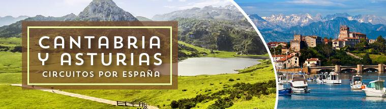 Circuito Combinado Cantabria Y Asturias