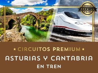 Viajes Asturias y Cantabria 2019: Asturias y Cantabria Premium en Tren