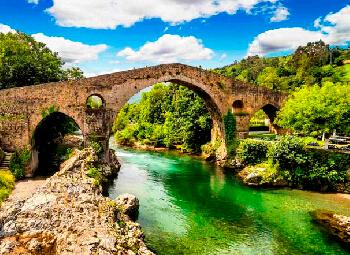 Viajes Cantabria 2019: Circuitos Cantabria y Asturias Puente de Andalucía