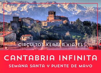 Viajes Cantabria 2017: Conoce Cantabria en 4 días Desde Valencia