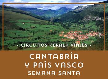 Viajes País Vasco y Cantabria 2019-2020: Viaja a Cantabria y País Vasco Semana Santa 2020