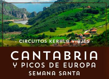 Viajes Cantabria 2018-2019: Viaja a Cantabria y Picos de Europa Semana Santa 2019