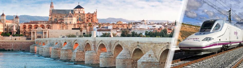 Circuito Capitales Andaluzas con Ave