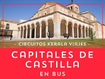 Viajes Castilla León 2018-2019: Capitales de Castilla, cruzando sus canales