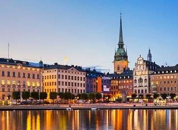 Viajes Noruega, Suecia y Dinamarca 2019-2020: Tour Capitales Vikingas para Mayores de 55 años