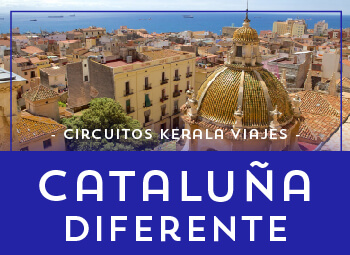 Viajes Cataluña 2018-2019: Circuito Cataluña Diferente