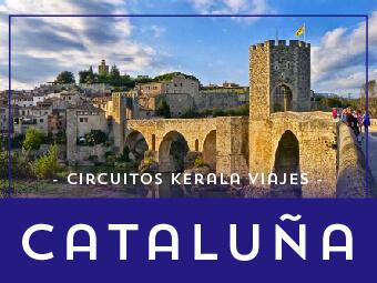 Circuitos por Cataluña