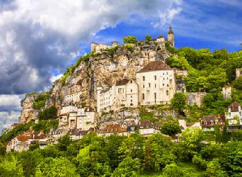 Viajes Francia 2019-2020: Tour Cátaros y Valle del Lot  Puente Inmaculada
