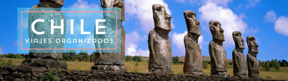 Viajes por Chile organizados 2019