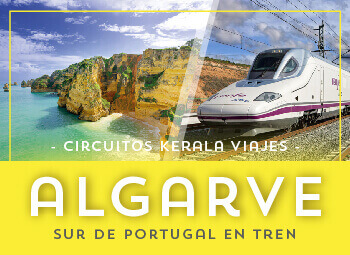 Viajes Portugal 2019: Tour Algarve Playas de Portugal en AVE