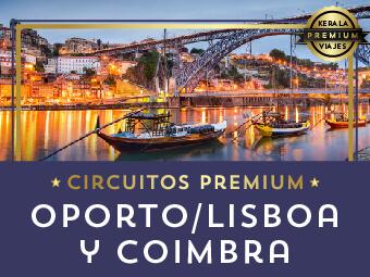 Viajes Portugal 2019: Circuito Lisboa, Oporto, Coimbra Premium