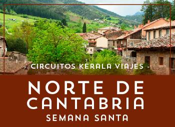 Viajes País Vasco y Cantabria 2019: Viaja al Gran circuito al norte Semana Santa 2019