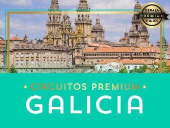 Viajes Galicia 2019: Circuito Galicia Premium