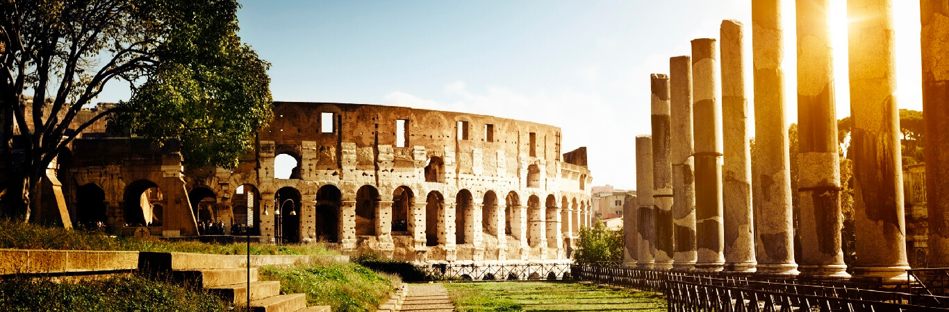 Viajes organizados por Italia 2021