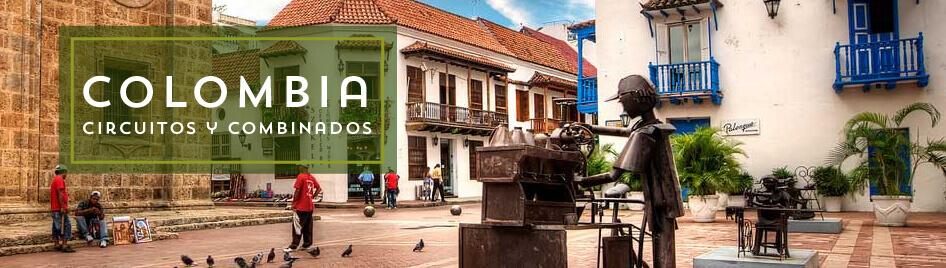 Circuitos por Colombia 2019