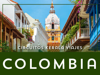 Circuitos por Colombia
