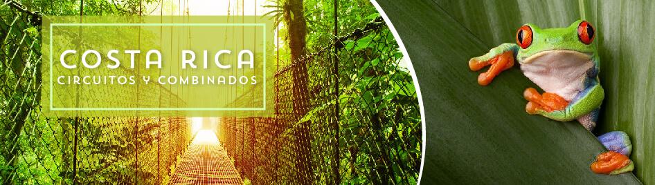 Viajes por Costa Rica 2020 y Circuitos costarica