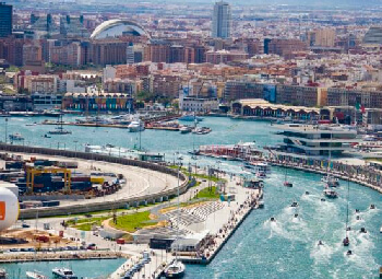 Viajes Comunidad Valenciana 2018-2019: Viaje Playas de Valencia Puente de Diciembre