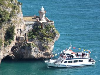 Crucero Ría Santoña