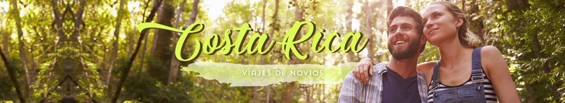Viajes de novios Costa Rica 2020