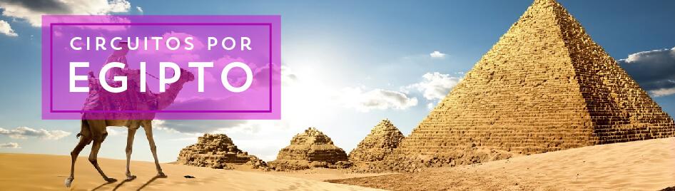 Circuitos por Egipto 2019