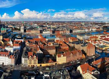 Circuitos por Copenhague