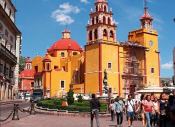 Viajes México 2019: Circuito México Colonial