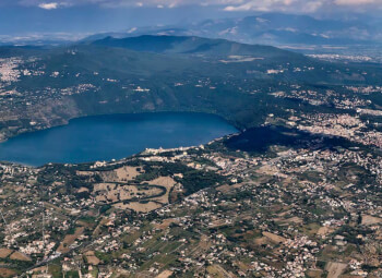 Circuitos por Castelgandolfo