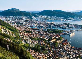 Circuitos por Bergen