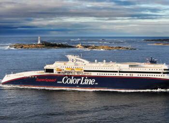 Circuitos por Ferry Kristiansand