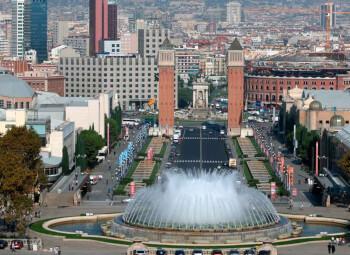 Circuitos por Barcelona