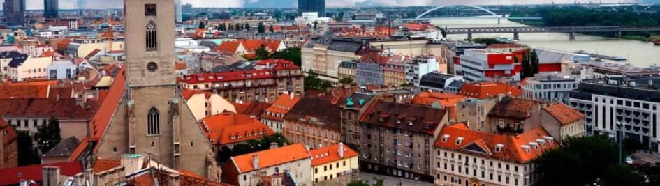Circuitos por Bratislava