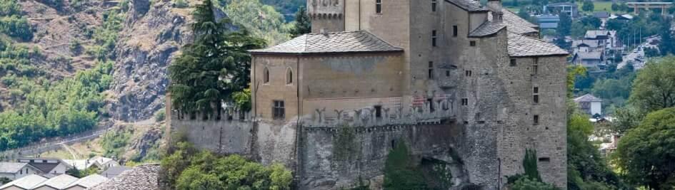 Circuitos por Aosta