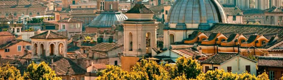 Circuitos por Roma
