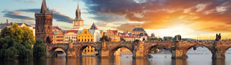 Viajes Organizados a Praga