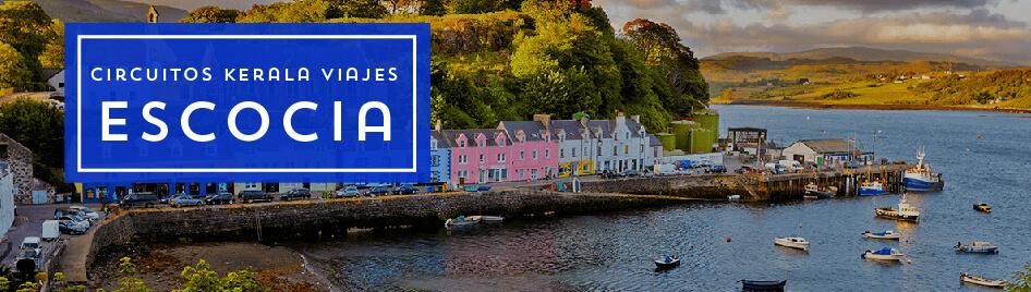 Circuitos por Escocia 2019