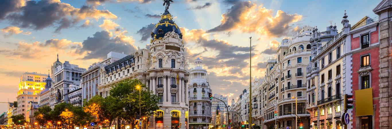 circuitos por España 2021