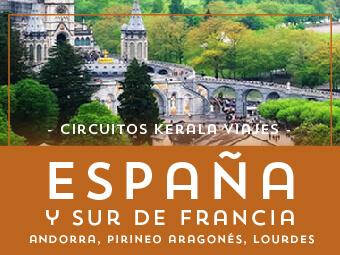 Viajes Andorra, Aragón y Francia 2017: Circuito Pirineo Aragonés, Lourdes y Andorra