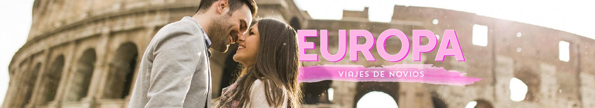 Viajes de Novios por Europa