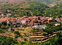 Circuito Extremadura, Comarca de la Vera