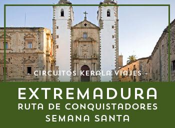 Viajes Extremadura 2019-2020: Viaja Extremadura, Ruta de Conquistadores Semana Santa 2020
