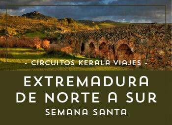 Viajes Extremadura 2018-2019: Viaja al Sur de Extremadura y Alentejo Semana Santa 2019