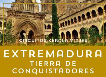 Viajes Extremadura 2019: Tour Extremadura, Ruta de Conquistadores 2019